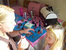 Pamper & Arts & Crafts Parties